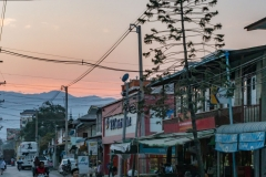 Downtown Yaungshwe Township