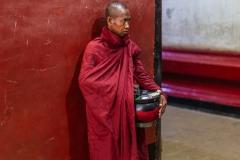 Monk in Ananda